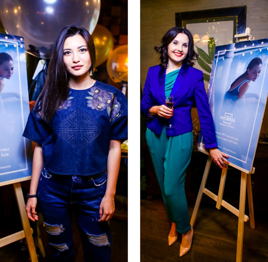 Beauty Girl's Party jointly with NOVIKOV Group and Terme di Saturnia cosmetics