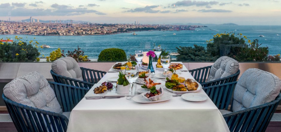 CVK Park Bosphorus Hotel and CVK Park Prestige Suites