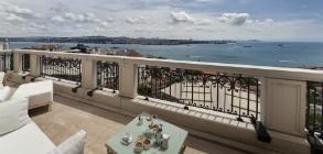 CVK Park Bosphorus Hotel and CVK Park Prestige Suites